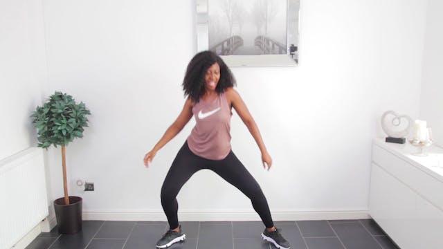 30 Min Afrobeats Dance Aerobics Workout