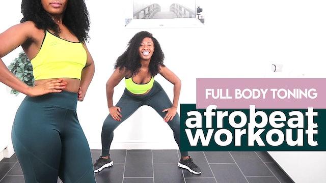 Full Body Toning Workouts