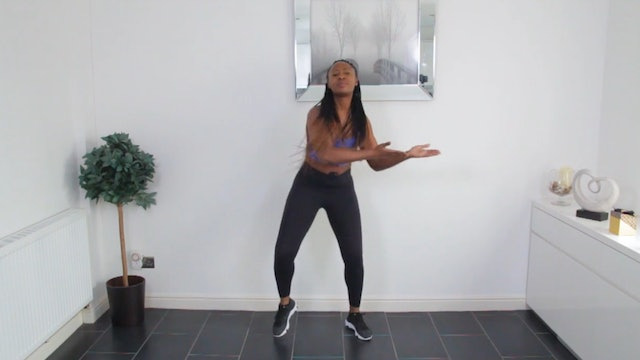 African Dance Cardio 30 Min Feel Good Workout