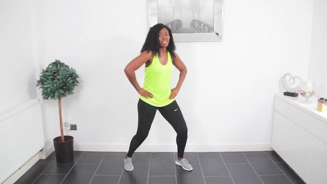 30 Min No Equipment Afro Dance Workout