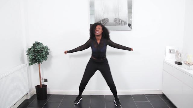 30 Min Calorie Burning Afro Dance Car...