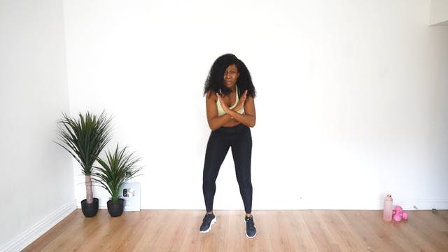 27 Min Afro Dance HIIT Workout For We...