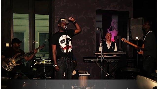 «Esclave» Papa Wemba, cover CHABRWO...