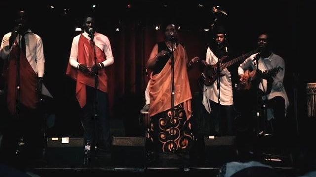 CÉCILE KAYIREBWA - Part 2 @BXLacousticVibe