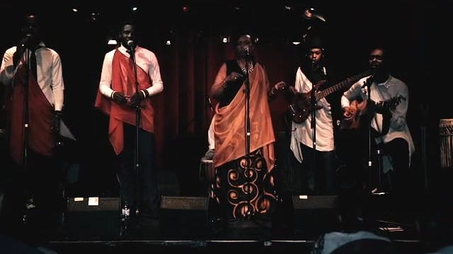 CÉCILE KAYIREBWA - Part 2 @BXLacousti...