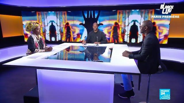 Reportage Paris Première du film BLA...