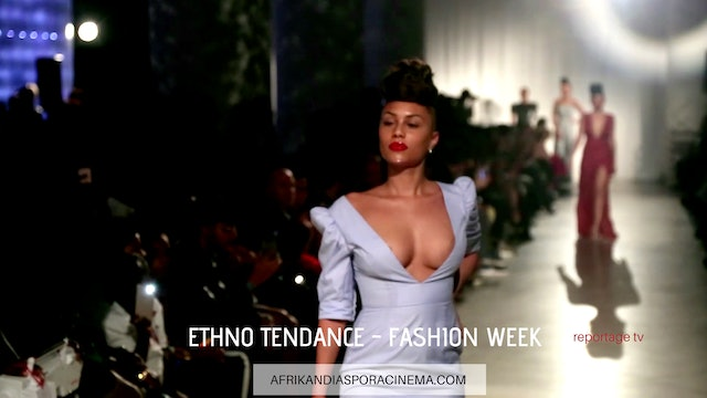 ETHNO TENDANCE - FASHION WEEK BRUSSELS