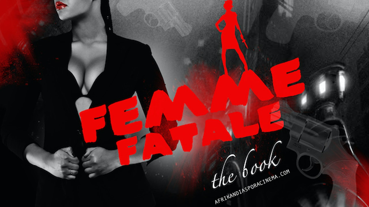 FEMME FATALE-the book