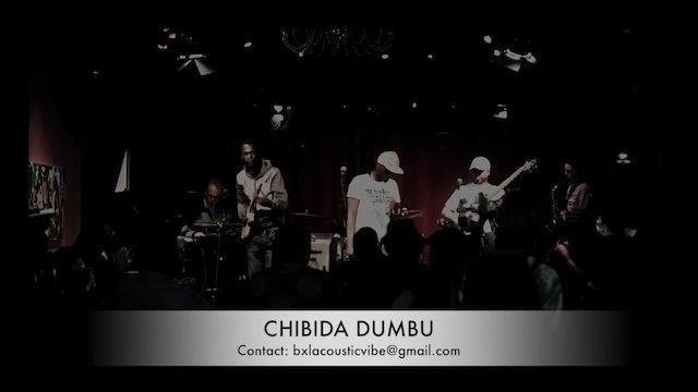 «Courir » CHIBIDA@BXLacousticVibe avril2016