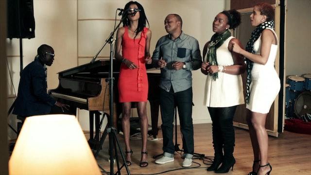 Ô MAMAN @BLANCHE MFIYA - Piano voix