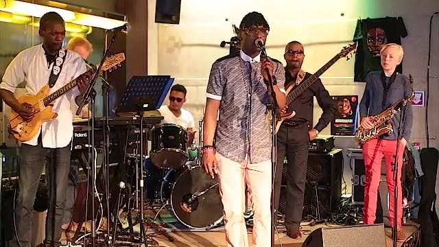 CHIBIDA @ Massimadi Festival