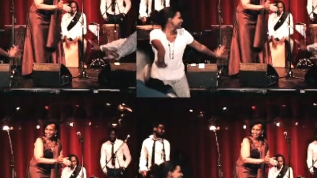 Danse rwandaise @ CÉCILE KAYIREBWA -  BXLacousticVibe
