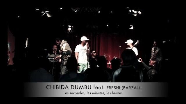 «Les secondes, les minutes…» CHIBIDA@BXLacousticVibe avril2016