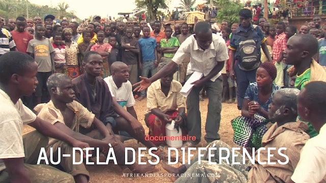 AU-DELÀ DES DIFFÉRENCES