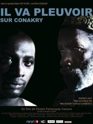 il va pleuvoir sur conakry