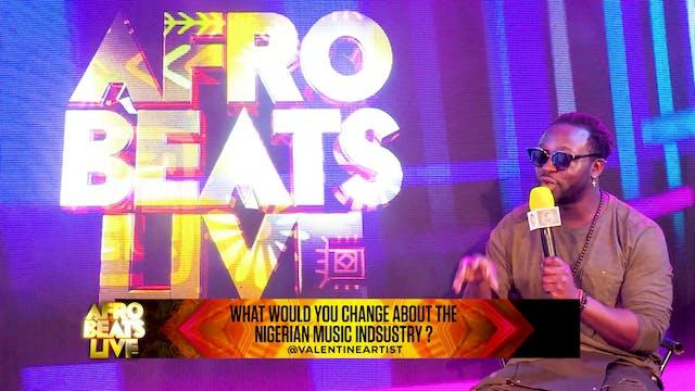 Valentine Highlights at Afrobeats Live