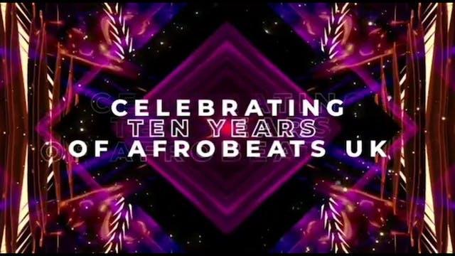 Afrobeats Live Official Trailer