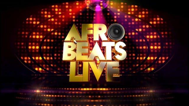 Afrobeats Live Intro