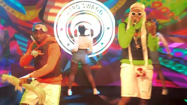 Afroswag Highlights at Afrobeats Live