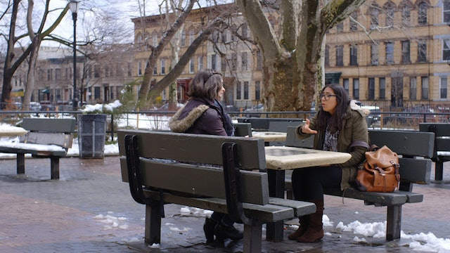 Living With Strangers: Welcome to New York