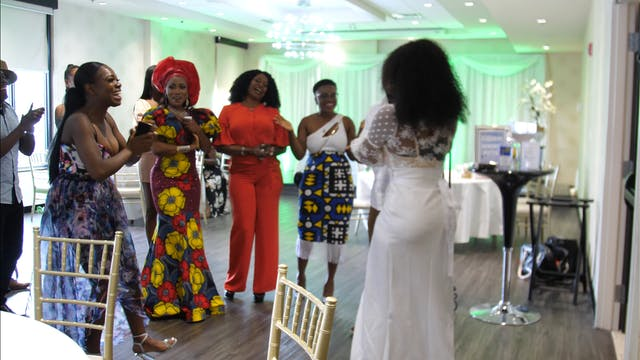 Naija Wives of Toronto: Engagement Party