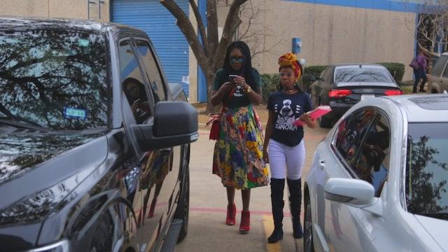 Real Naija Ladies of Dallas: Here comes Grety
