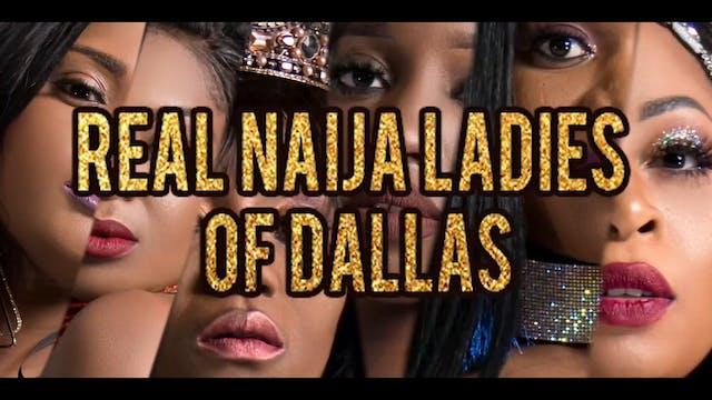 Real Naija Ladies of Dallas: A Pig Wi...