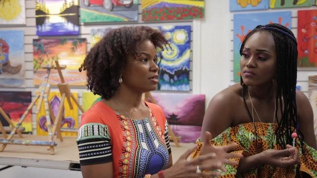 Real Naija Ladies of Dallas: Marry for Love