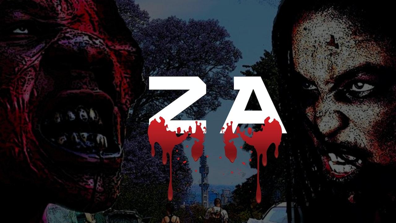 ZA Zombie