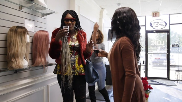 Real Naija Ladies of Dallas: Too Pretty to Fight