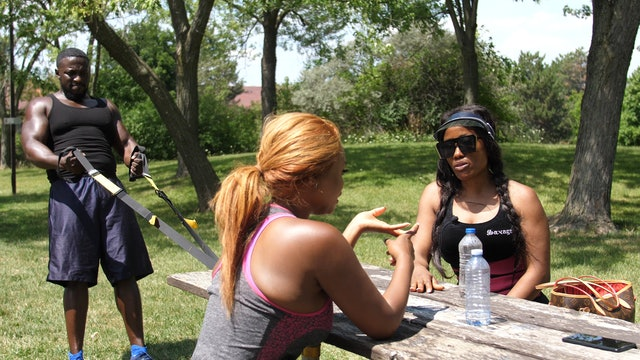 Naija Wives of Toronto: Resolution