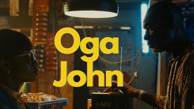 Oga John