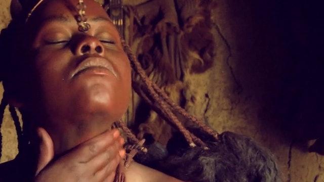 TjiTji the Himba Girl