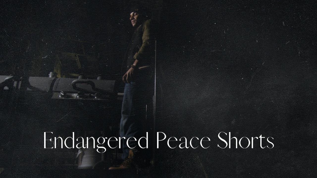 Endangered Peace Shorts