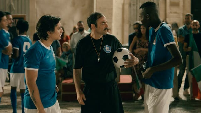 The World Cup in a Square Trailer