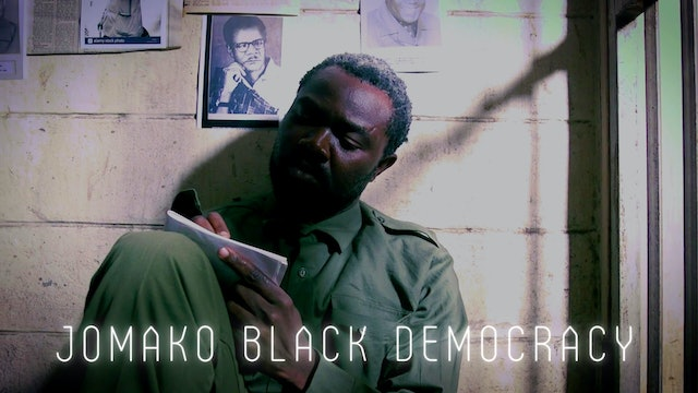 Jomako Black Democracy