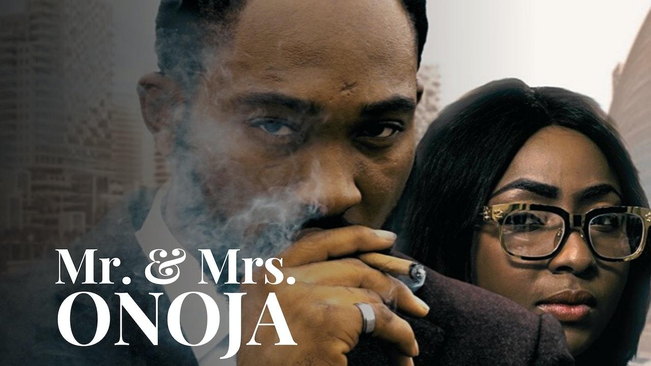 Mr & Mrs Onoja