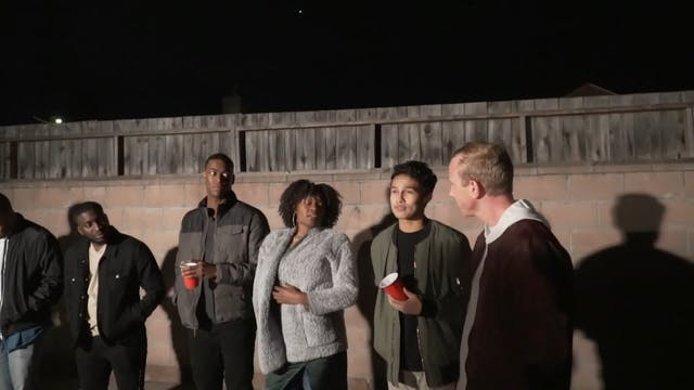 Mixed Boy Joy: It's A White Party