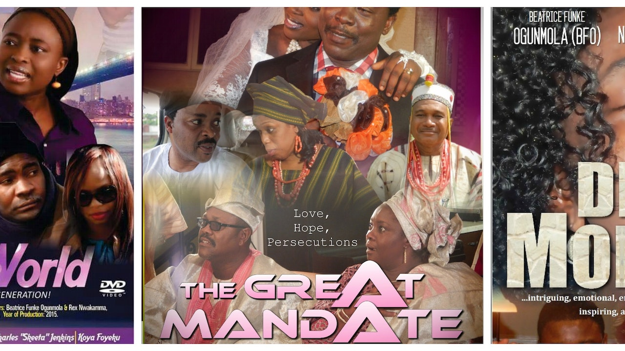 Ageless World, Dear Momma, The Great Mandate movies