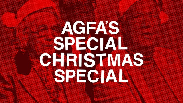 AGFA'S SPECIAL CHRISTMAS SPECIAL