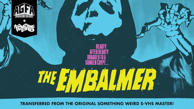 THE EMBALMER
