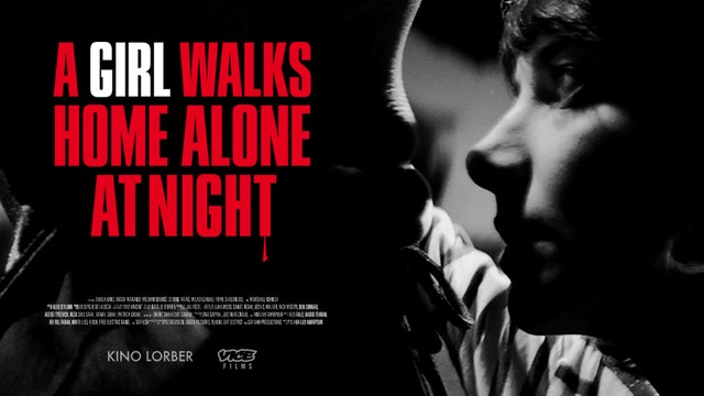 A Girl Walks Home Alone at Night (DRM Free w Extras)