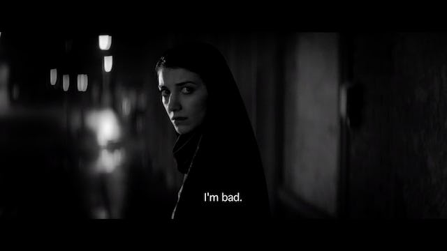 A Girl Walks Home Alone at Night (Trailer)
