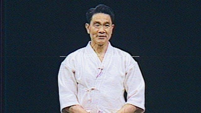 Shoji Nishio: 1985 Friendship Demonst...