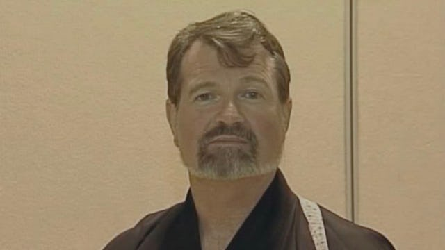 2005 Aiki Expo: James Williams, Nami Ryu Aiki Heiho