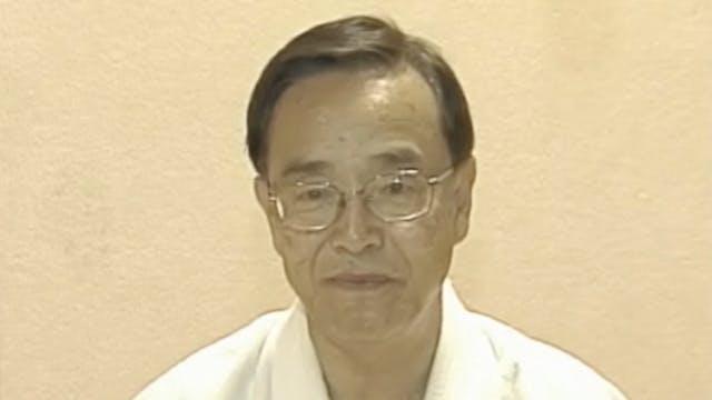 2005 Aiki Expo: Seiji Tanaka, Tomiki Aikido
