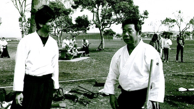 Stanley Pranin: On Weapons in Aikido