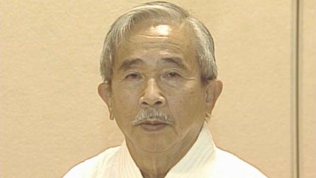 2005 Aiki Expo: Dang Thong Phong, Aikikai