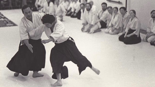 Koichi Tohei 1974 Seminar: Part 1