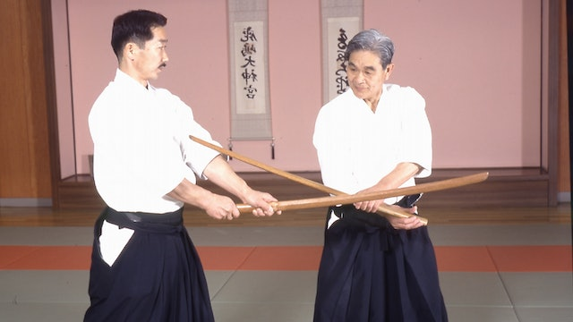 Nishio Aikido Part 9: Aikido Toho Iai Part 2